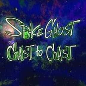 Space Ghost Coast to Coast is listed (or ranked) 18 on the list The Most Crude and Classic '90s Adult Cartoons