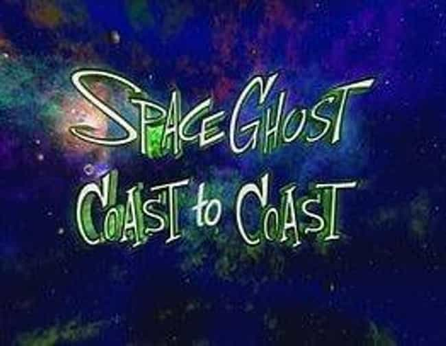 Space Ghost Coast to Coa... is listed (or ranked) 5 on the list Longest Running Animated Series
