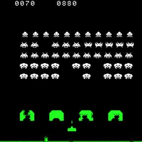 Space Invaders is listed (or ranked) 15 on the list The Best Classic Nintendo Arcade Games