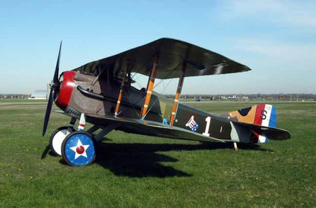 SPAD S.XIII is listed (or ranked) 3 on the list The Best World War 1 Airplanes