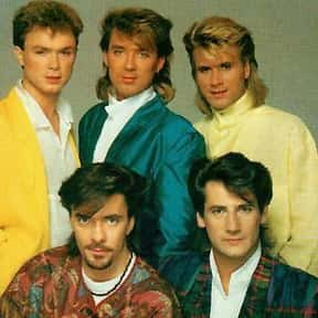 Spandau Ballet is listed (or ranked) 13 on the list English Electronic Music Bands List