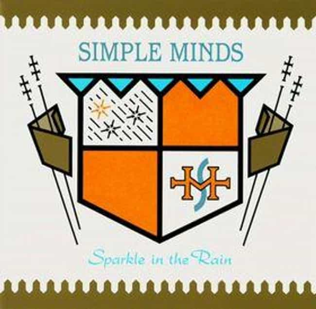 Sparkle in the Rain is listed (or ranked) 3 on the list The Best Simple Minds Albums of All Time