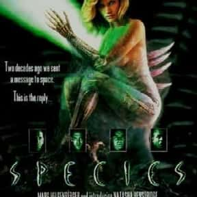 Species is listed (or ranked) 22 on the list The Greatest Guilty Pleasure Action Movies