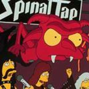 Spinal Tap is listed (or ranked) 20 on the list The Best Musicians Who Performed on SNL In The '80s
