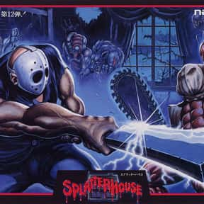 Splatterhouse is listed (or ranked) 9 on the list The Best TurboGrafx-16 Games