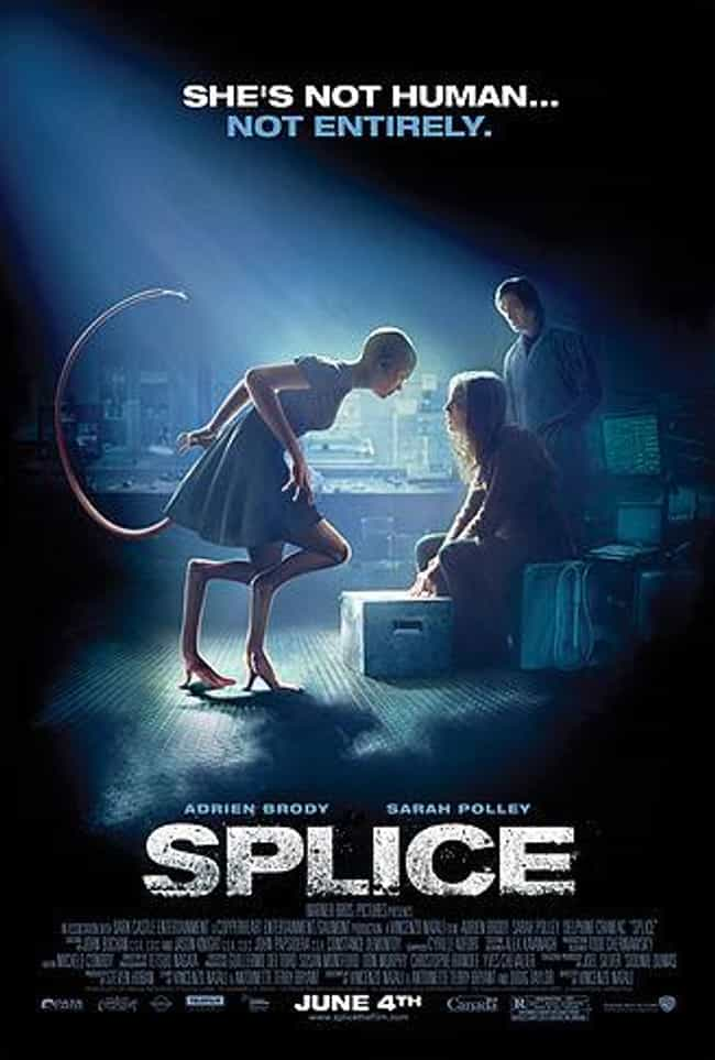 Splice is listed (or ranked) 3 on the list The Best Horror Movies About Babies