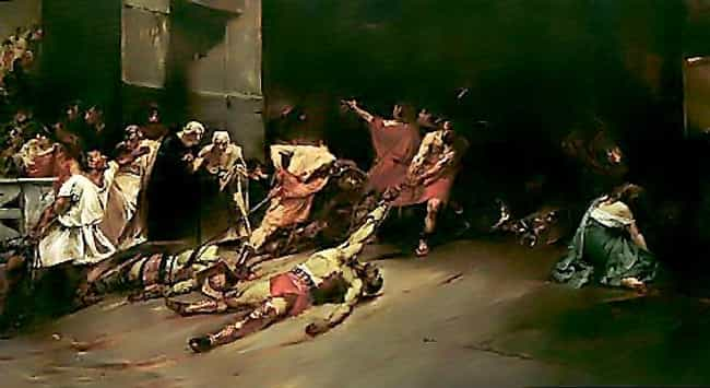 Spoliarium is listed (or ranked) 4 on the list Famous Juan Luna Paintings