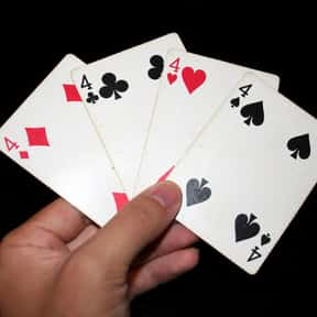 Spoons is listed (or ranked) 3 on the list The Most Popular & Fun Card Games