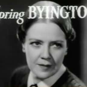 Spring Byington is listed (or ranked) 5 on the list Famous People From Colorado Springs