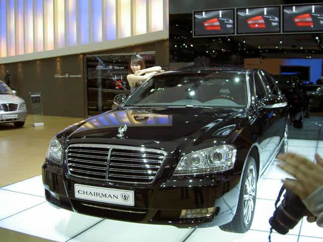 Full List Of Ssangyong Motor Company Models