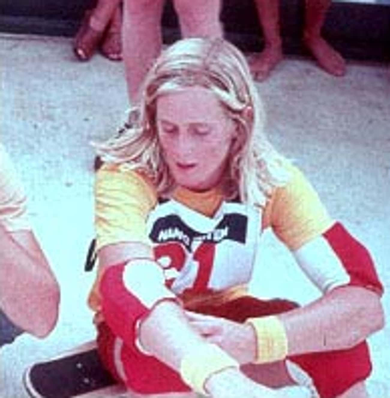 Stacy Peralta is listed (or ranked) 3 on the list Famous Male Surfers