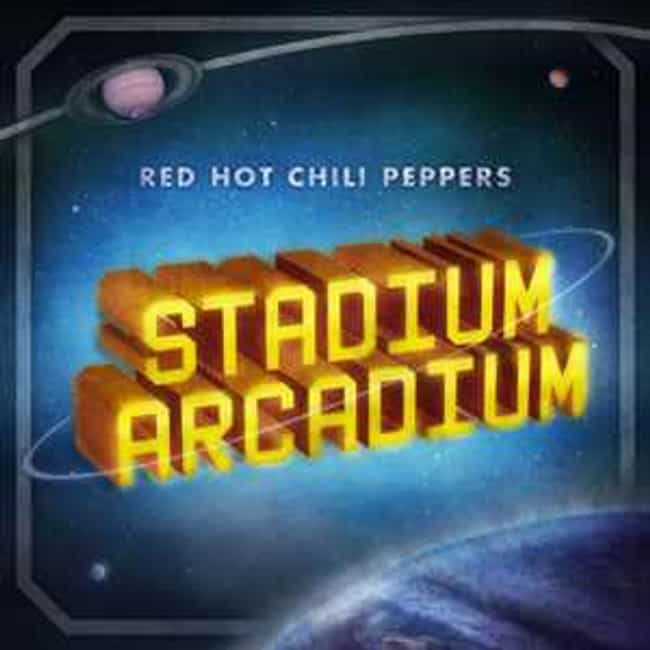 Stadium Arcadium is listed (or ranked) 3 on the list The Best Red Hot Chili Peppers Albums of All Time