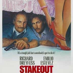 Stakeout is listed (or ranked) 15 on the list The Best Cop Movies of the 1980s