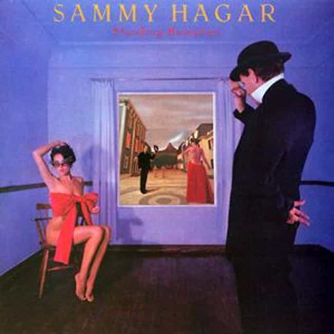 Standing Hampton is listed (or ranked) 1 on the list The Best Sammy Hagar Albums of All Time