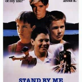 Stand by Me is listed (or ranked) 10 on the list The Most Inspirational Movies Ever