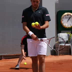 Stanislas Wawrinka is listed (or ranked) 5 on the list The Greatest Male Tennis Players of the Open Era