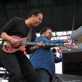 Stanley Clarke is listed (or ranked) 18 on the list The Best Rock Bass Player of the 1970s