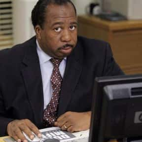 Stanley Hudson is listed (or ranked) 6 on the list The Best The Office (U.S.) Characters