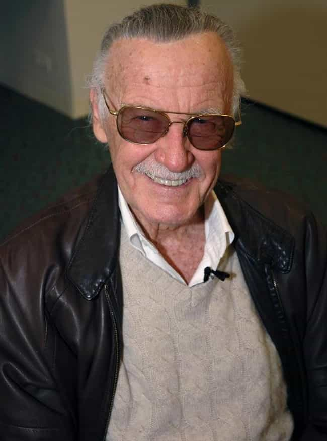 Stan Lee is listed (or ranked) 2 on the list Famous Male Cartoonists