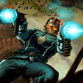 Star-Lord is listed (or ranked) 25 on the list The Best Comic Book Superheroes Of All Time