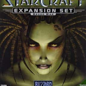 StarCraft: Brood War is listed (or ranked) 6 on the list The Best Real-Time Strategy Games of All Time