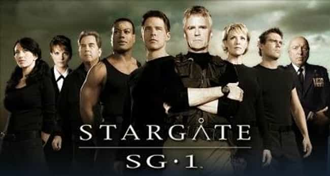 Stargate SG-1 is listed (or ranked) 2 on the list Longest Running Sci-Fi TV Shows