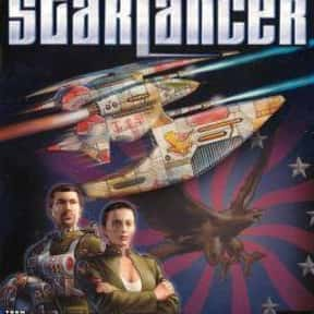 Starlancer is listed (or ranked) 1 on the list The Best Space Combat Simulator Games of All Time