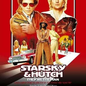 Starsky & Hutch is listed (or ranked) 20 on the list The Best Comedy Movies on Netflix