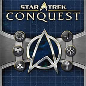 Star Trek: Conquest is listed (or ranked) 25 on the list List of All Strategy Video Games