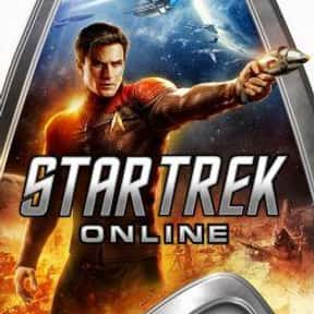Star Trek Online is listed (or ranked) 12 on the list The Most Popular MMORPG Video Games Right Now