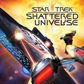 Star Trek: Shattered Universe is listed (or ranked) 19 on the list The Best Space Combat Simulator Games of All Time