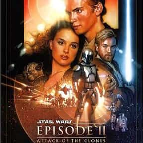 Star Wars Episode II: Attack o is listed (or ranked) 21 on the list The Best 2000s Fantasy Movies