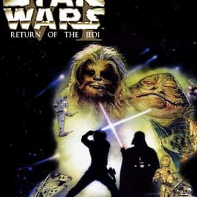 Star Wars: Episode VI - Return is listed (or ranked) 25 on the list The Most Rewatchable Movies