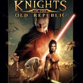 Star Wars: Knights of the Old  is listed (or ranked) 11 on the list The Best Fantasy Games Of All Time