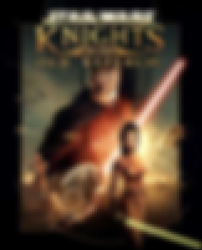 Star Wars: Knights of the Old ... is listed (or ranked) 4 on the list The Greatest RPG Video Games Ever Made