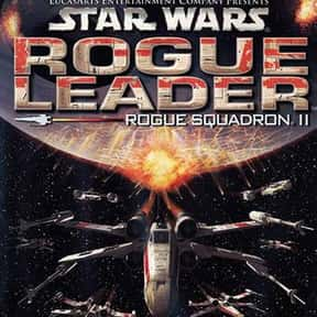 Star Wars Rogue Squadron II: R is listed (or ranked) 13 on the list List of All Simulation Video Games