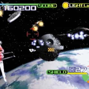 Star Wars Trilogy Arcade is listed (or ranked) 23 on the list The Best '90s Arcade Games