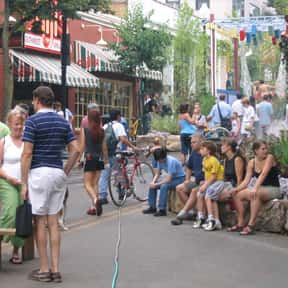 State College is listed (or ranked) 12 on the list America's Coolest College Towns
