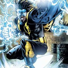 Static is listed (or ranked) 18 on the list The Best Teenage Superheroes