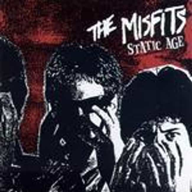 Static Age is listed (or ranked) 1 on the list The Best Misfits Albums of All Time