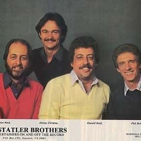 The Statler Brothers is listed (or ranked) 20 on the list The Best Musical Artists From Virginia