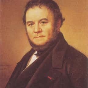Stendhal is listed (or ranked) 21 on the list Famous People Buried in Montmartre Cemetery