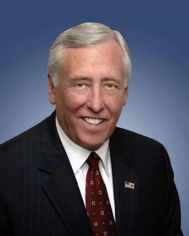 Steny Hoyer is listed (or ranked) 3 on the list Politicians' Voting Record on the Environment