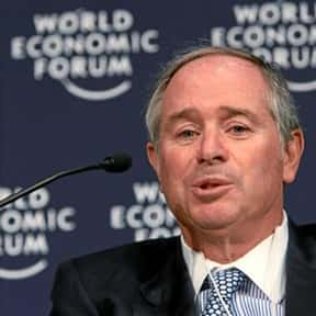 Stephen A. Schwarzman is listed (or ranked) 22 on the list Famous People From Pennsylvania