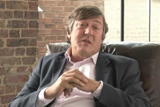 Stephen Fry is listed (or ranked) 8 on the list 26 Famous People Who Were Kicked Out of School