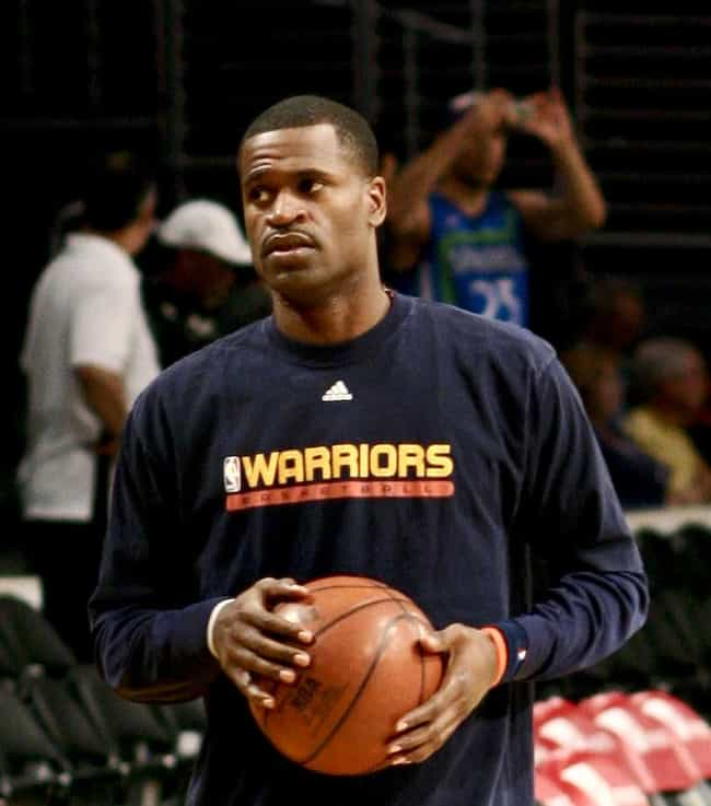 Stephen Jackson is listed (or ranked) 2 on the list Famous Butler Community College Alumni