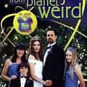 Stepsister from Planet Weird is listed (or ranked) 21 on the list The Best Movies With Planet in the Title
