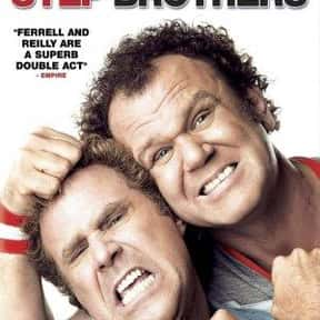 Step Brothers is listed (or ranked) 12 on the list The Funniest Movies of the 2000s