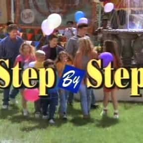Step by Step is listed (or ranked) 19 on the list The Greatest Sitcoms of the 1990s, Ranked