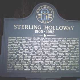 Sterling Holloway